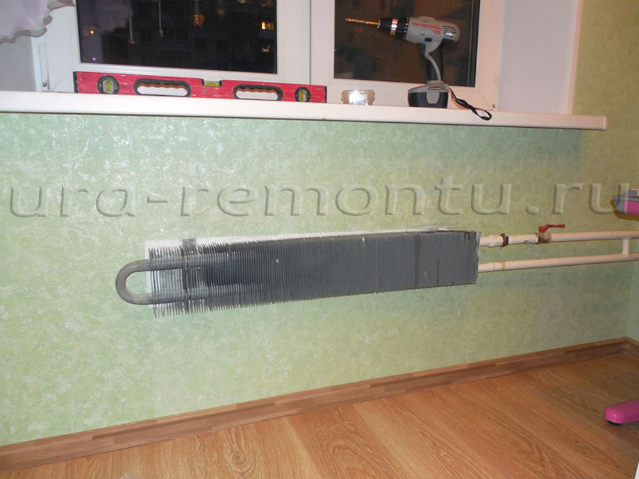 Как сварить радиатор отопления своими руками