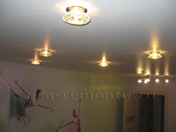 Выбираем потолок для дизайна нашей детской комнаты