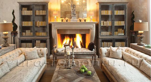 Какая мебель подходит для интерьера уютной гостиной
