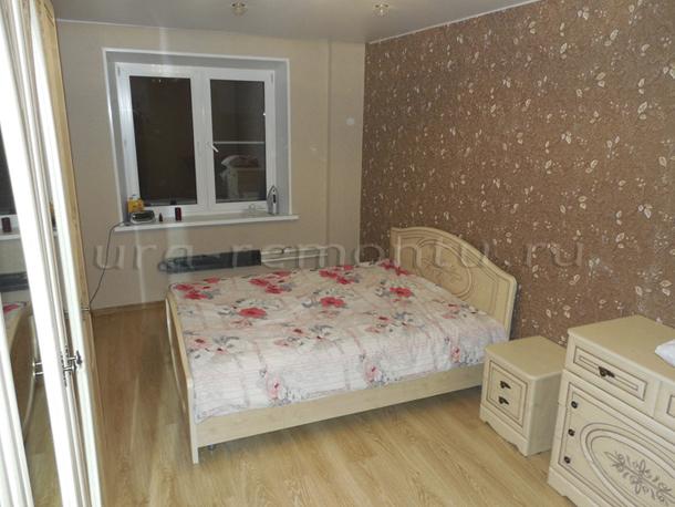 Новая мебель для красивой спальни своими руками