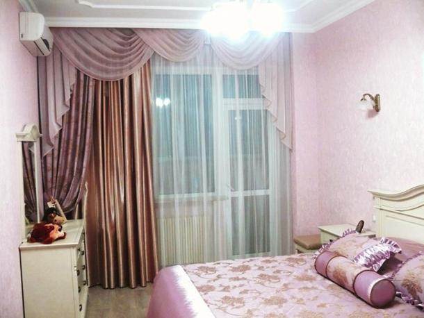 Как самостоятельно подобрать шторы в спальню
