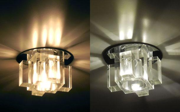 Достоинства замены галогеновых лампочек g4 на светодиодные